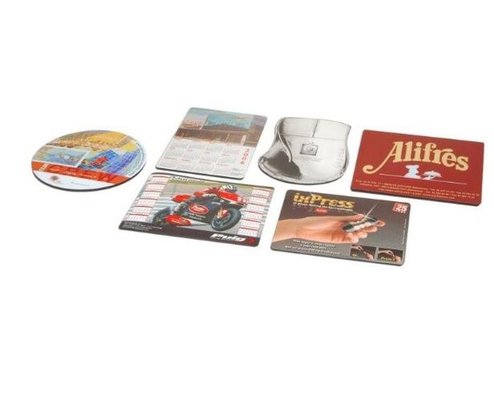 Alfombrillas / mouse pad: Serigrafia en Granollers de Dydplas Serigràfic