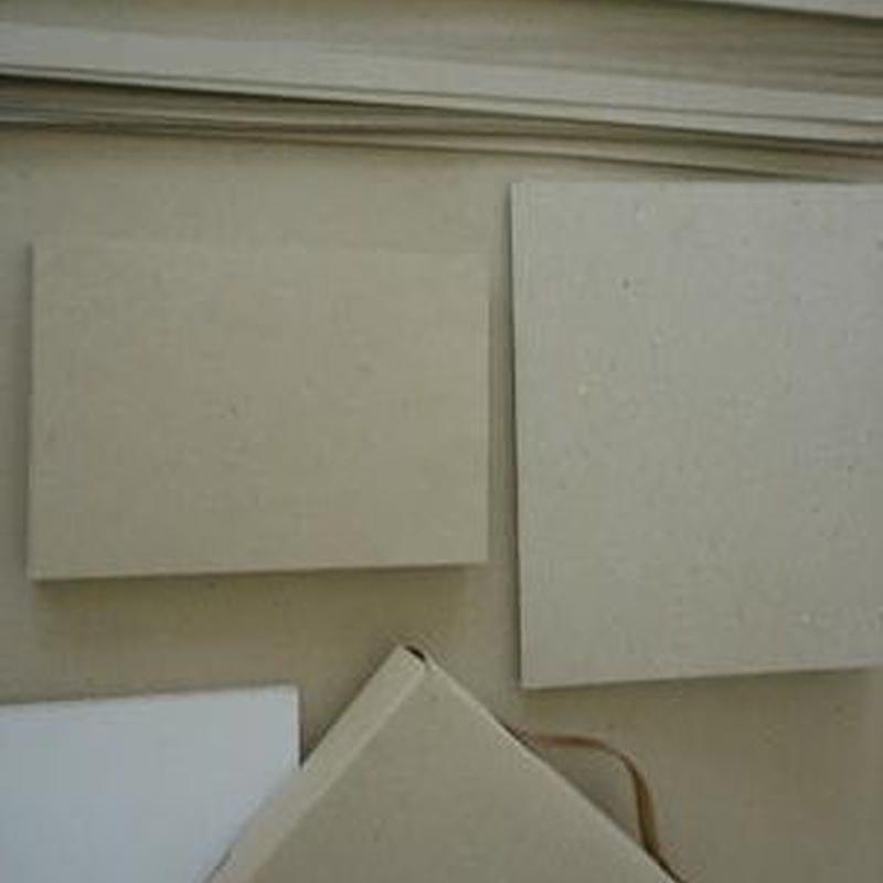UD2: Productos cartón estucado de Paprinsa