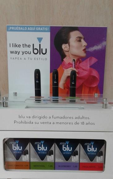 Blu: Servicios de La Esquina del Fumador Gáldar