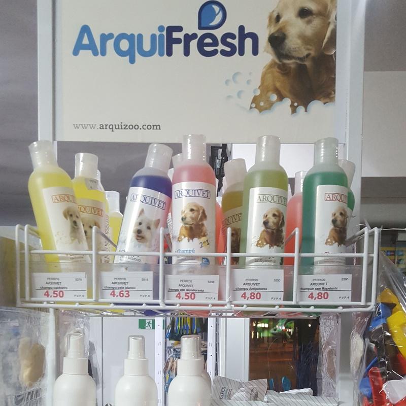 Productos higiénicos para perros y gatos: Catálogo de Reptil Parc