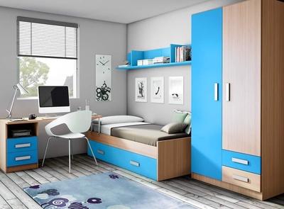 dormitorios juveniles: Muebles San Francisco