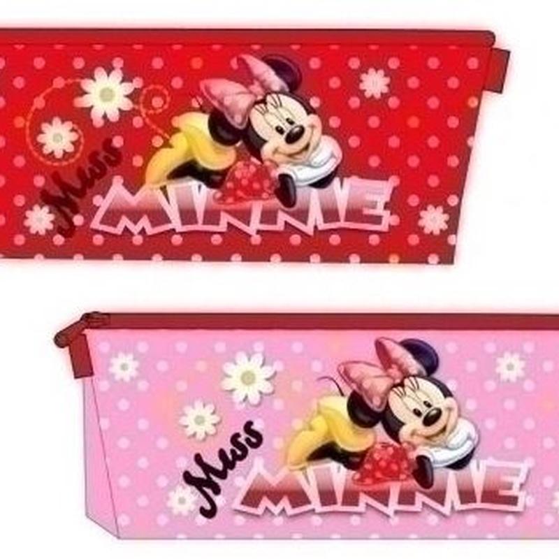 Portatodo una cremallera Minnie Disney