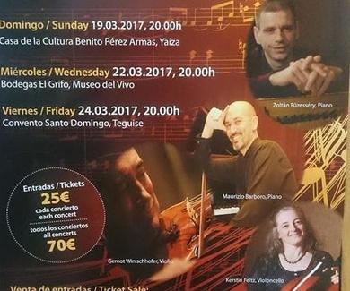 PRIMAVERA MUSICAL YAIZA 2017