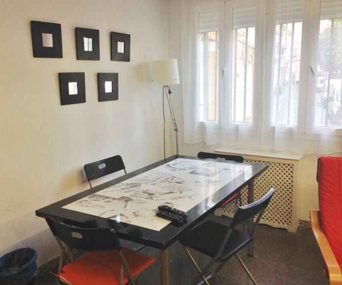 SALA DE OCIO Y TELEVISION: RESERVA TU PLAZA  de Residencia de Estudiantes Cádiz Centro