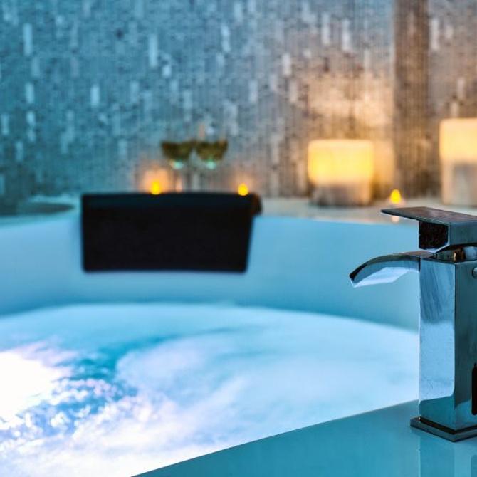 Un spa en tu casa