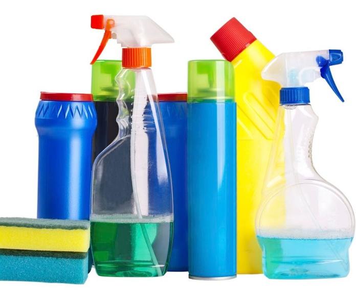 Productos de limpieza: Catálogo de Euromas