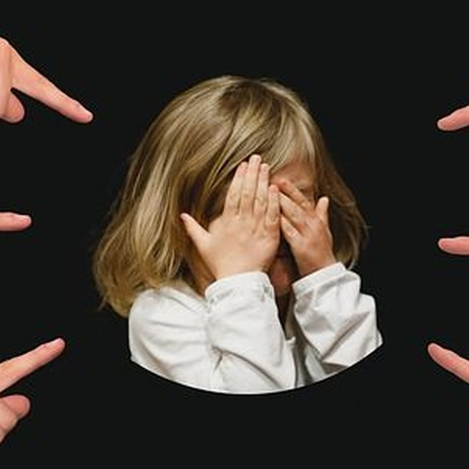 Síntomas de acoso escolar en niños