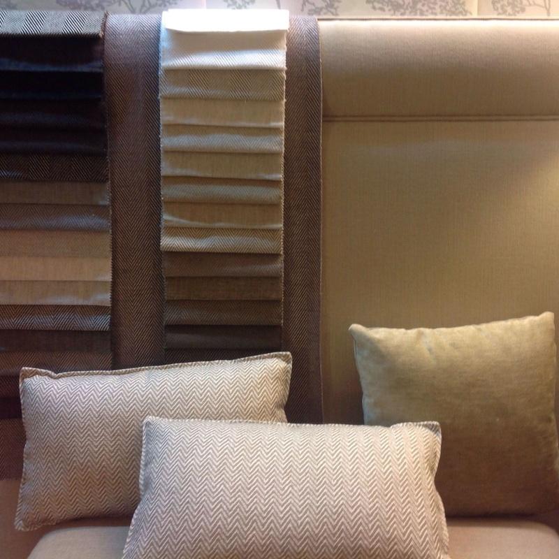 Cabecero tapizado con doble vivo: Catálogo de Ste Odile Decoración