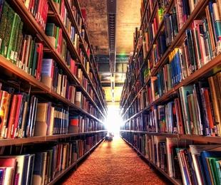 Recogida de libros de lectura