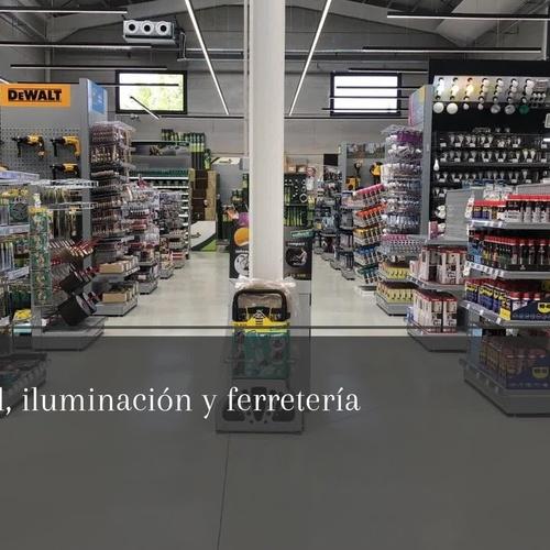Tiendas de bricolaje en Collado Villalba | OH Brico