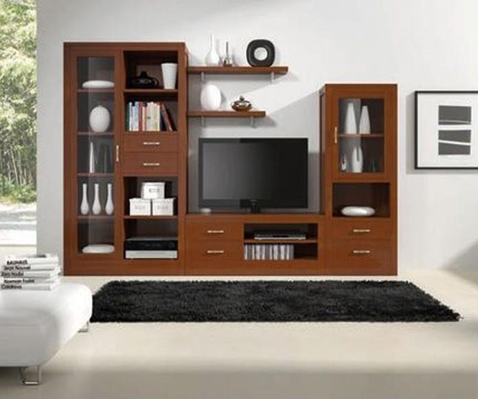 Salones coloniales y clásicos: Productos de Muebles Comar