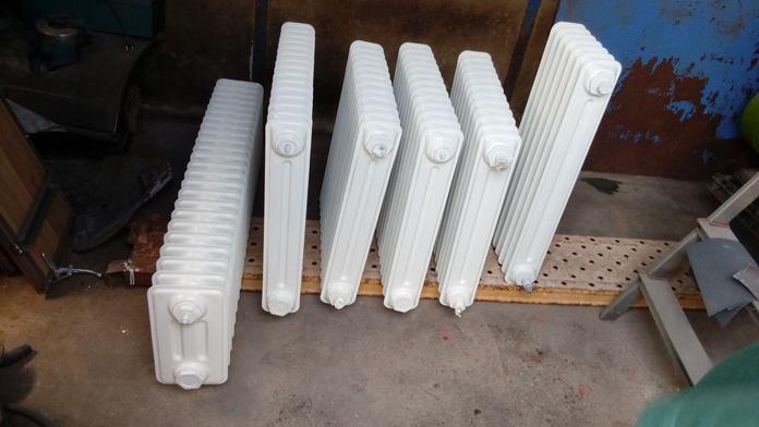 Calefacción: Servicios de Conastur Serin