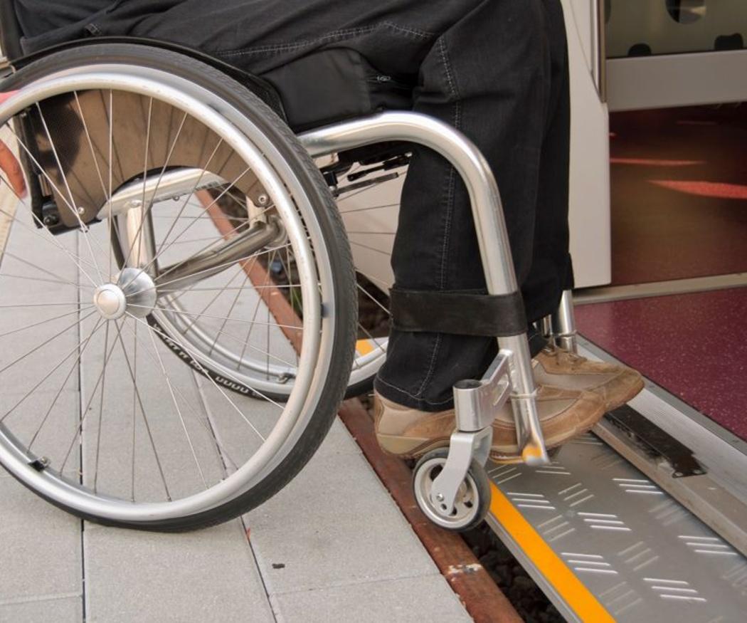 La accesibilidad en los medios de transporte