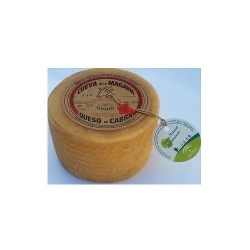 Queso de cabra Cueva de Magaha: Selección de productos de Jamonería Pata Negra
