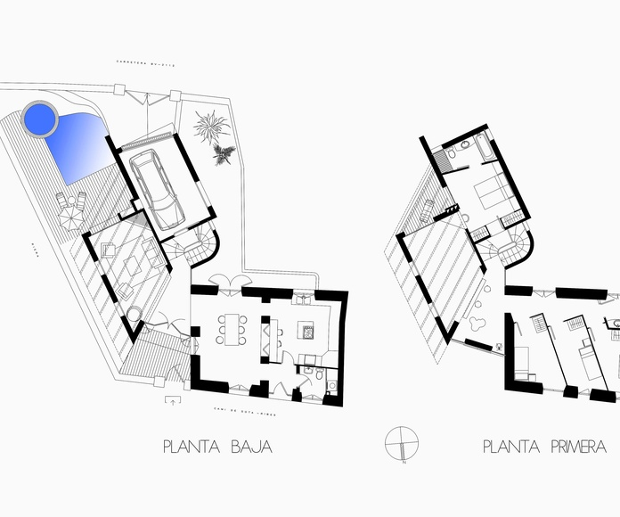 Plans  Studio FPM Architects Sitges