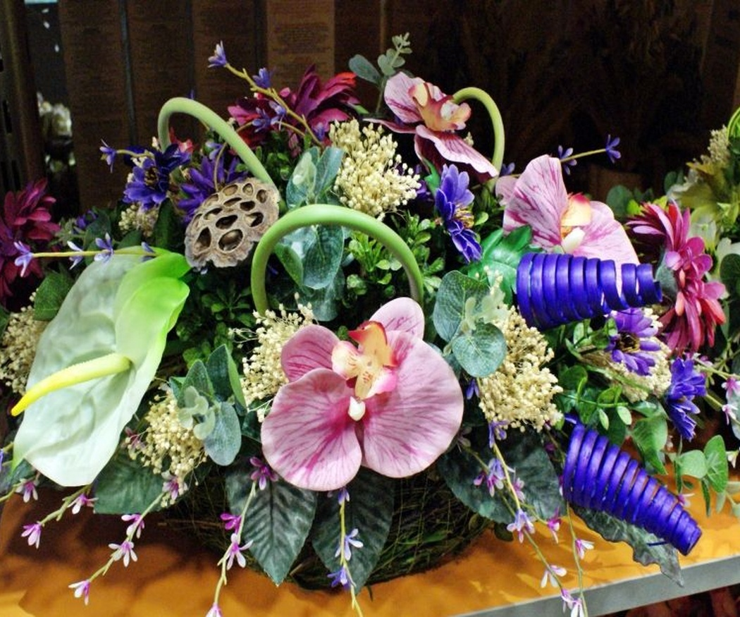 Ideas para centros de flores