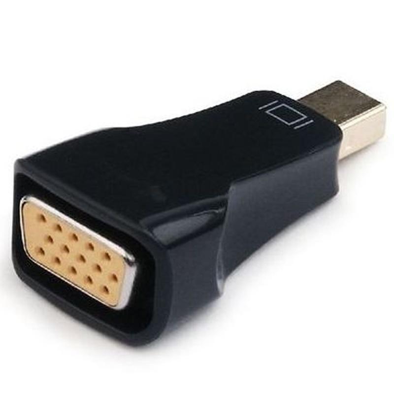 iggual Adaptador Mini DisplayPort(M) a VGA(H) : Productos y Servicios de Stylepc