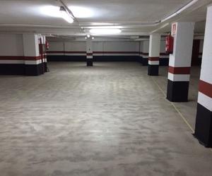 Pinturas y pavimentos para zona de parking
