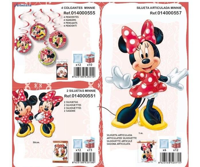 Minnie Mouse: Productos de Verbetena