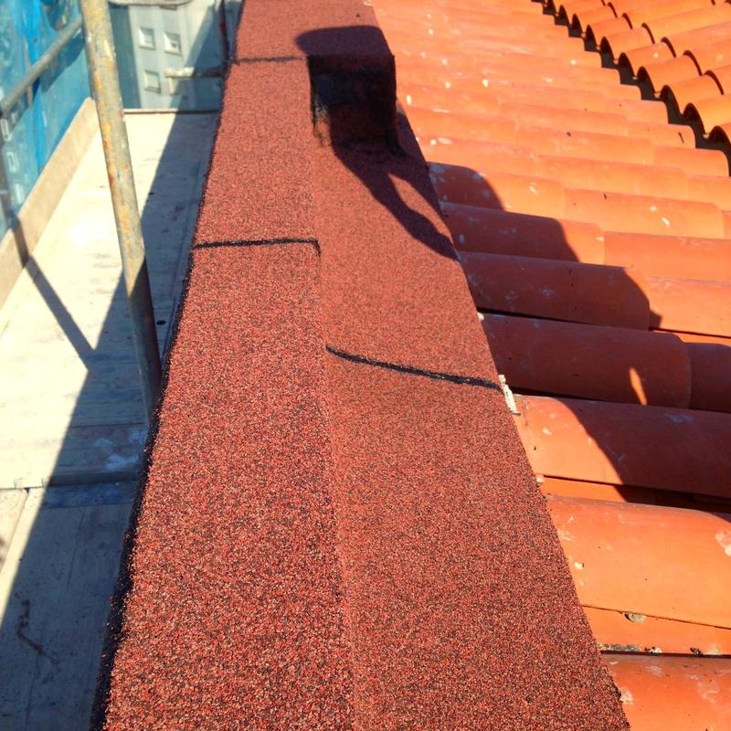 Pequeños trabajos de impermeabilización Santander-Torrelavega