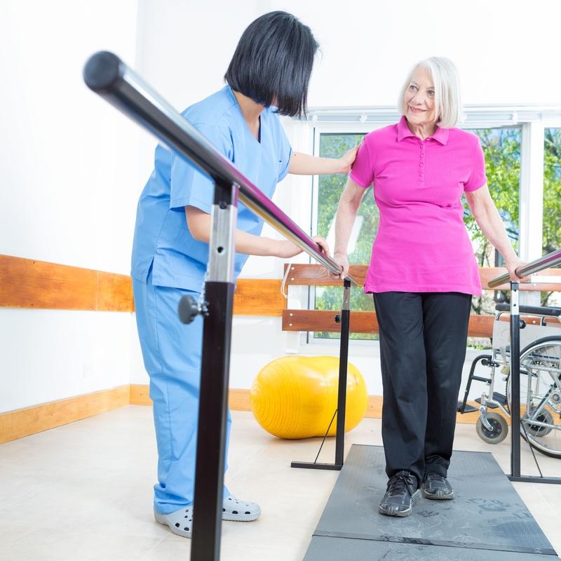 Fisioterapia neurológica: Servicios de Centro Multidisciplinar Candela