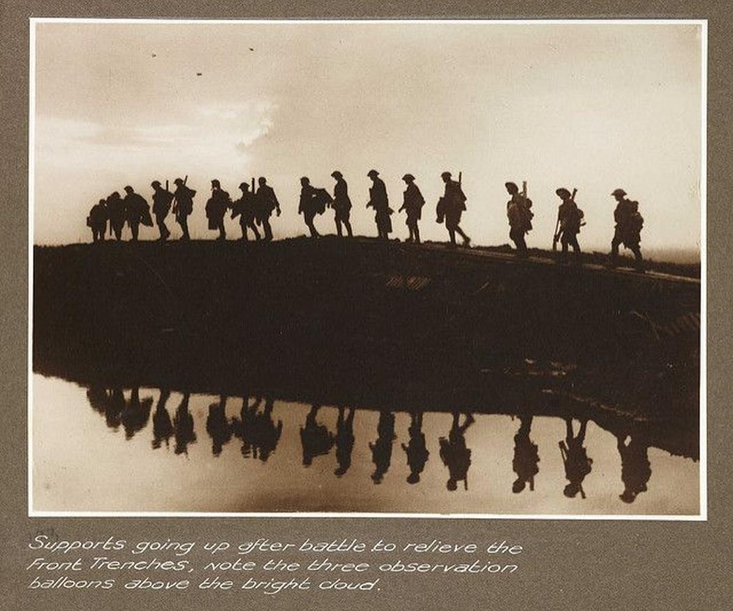 El papel de la cartelería en las Guerras Mundiales