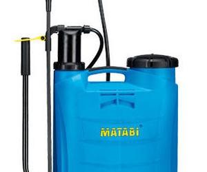 Pulverizador MATABI mochila evolution 16l.