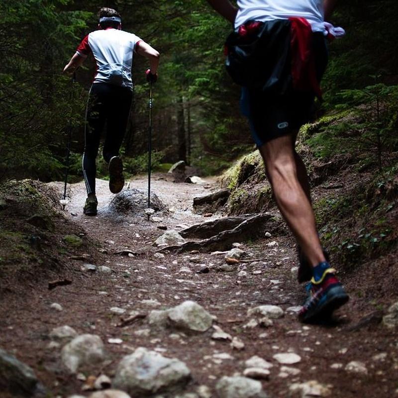 Trail running: Clases y entrenamientos de Gimnasio Cor