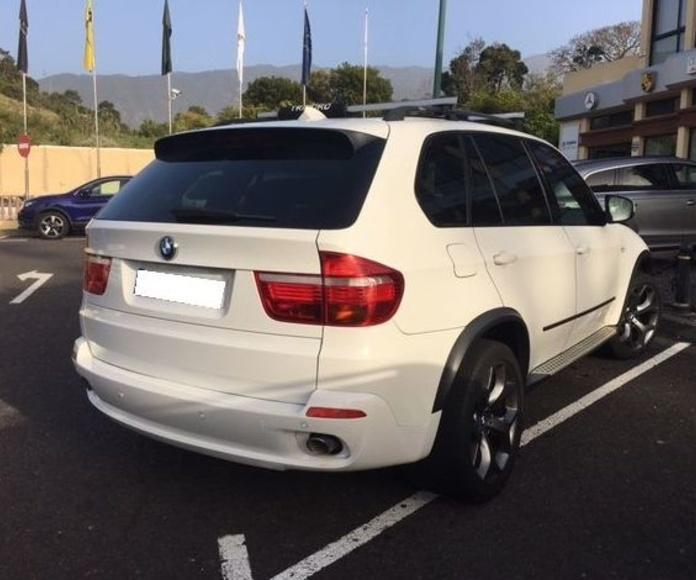 BMW X5 3.0D: Coches de B.B.B. Automóviles