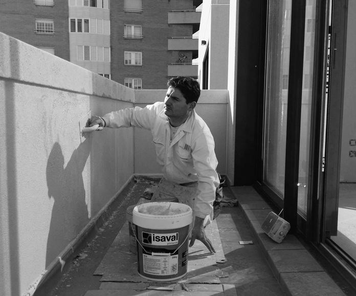 Revicuarz en balcones