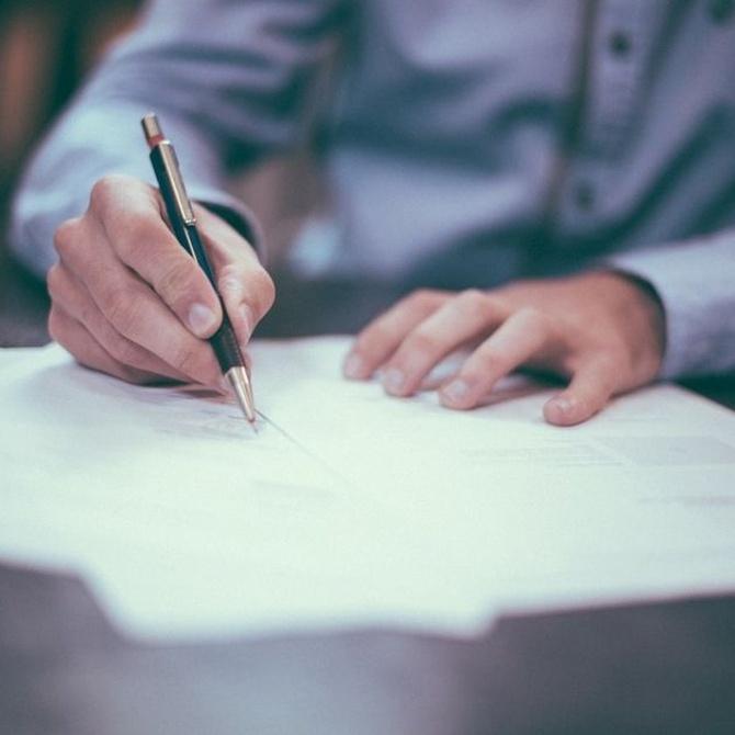 Los documentos necesarios para proceder al despido de un empleado
