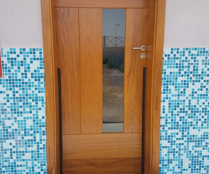 Puertas: Productos de Carpintería y Montajes Oliver