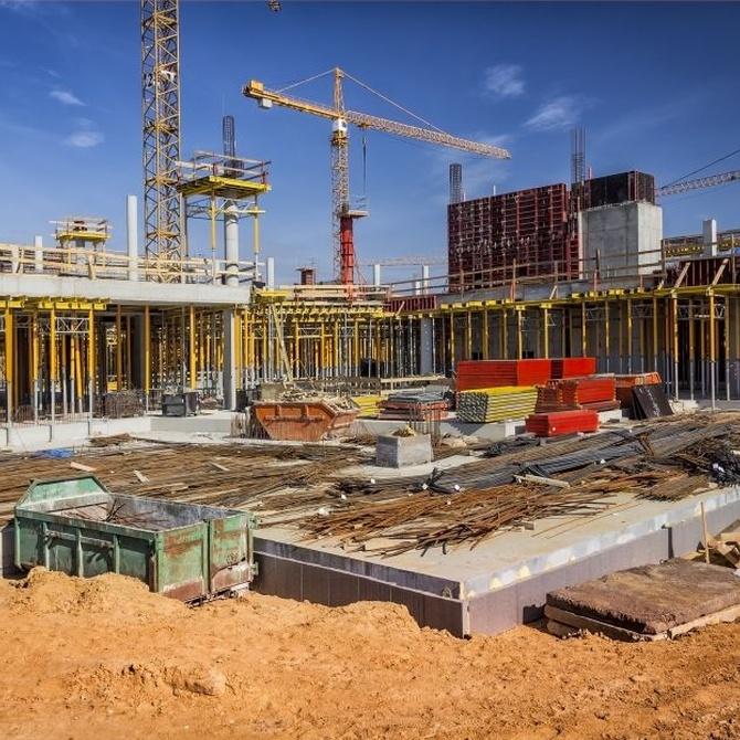 El mercado de la construcción, al alza
