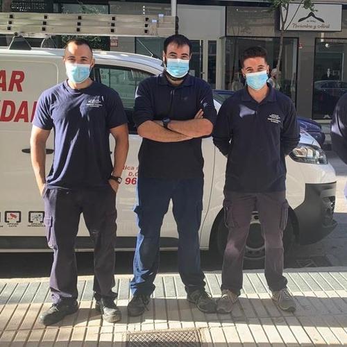 Sistemas de seguridad y vigilancia Murcia | Ofimática de Cartagena