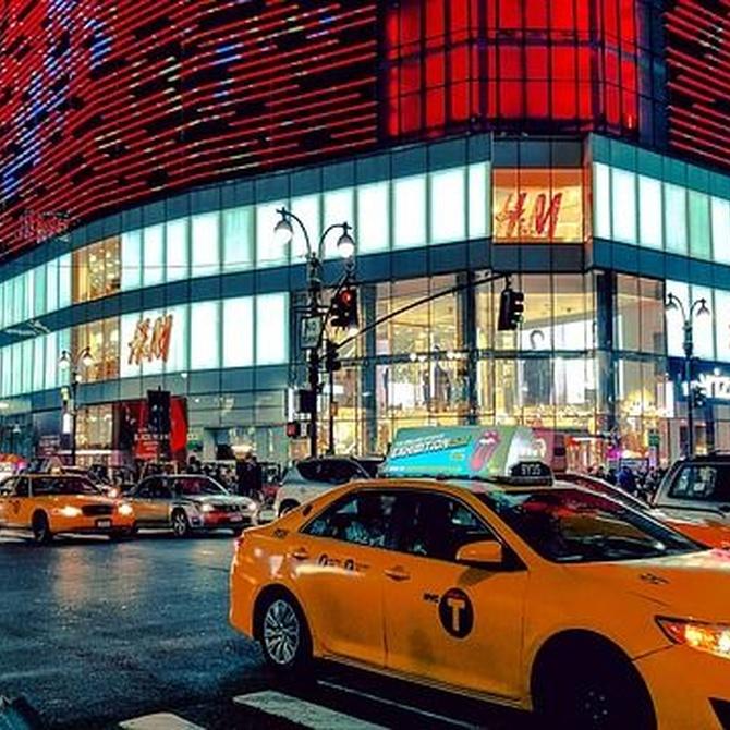 Tomar un taxi de noche, la mejor alternativa