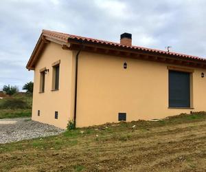 Construcción de viviendas en Asturias
