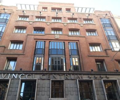 Hotel Vincci-Calle Cedaceros-Madrid