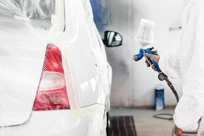 Chapa y pintura: Servicios de Formo Servicio del Automóvil