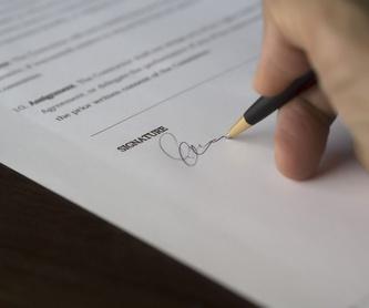 Gestiones registrales: Servicios de Notaría Machuca