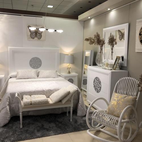 Dormitorios en blanco, lo último en decoración de dormitorios
