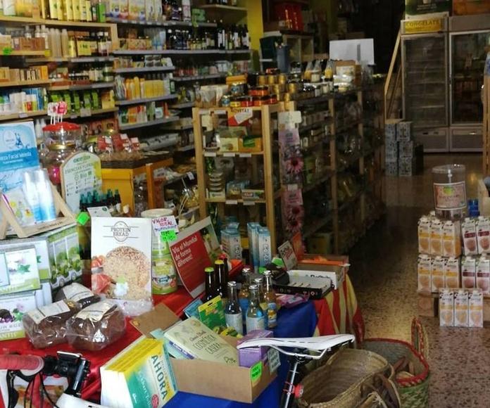 Productos ecológicos en Martorell