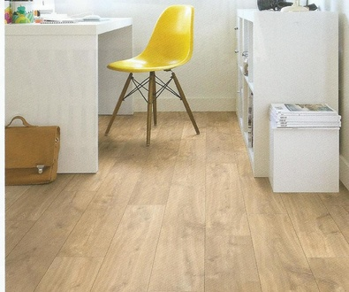 Quick-Step Classic CLM-1487. Roble Natural Medianoche en Planchas.