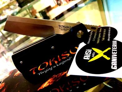 Ya está aquí el cuchillo Tokisu