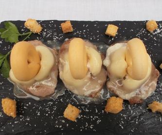 Platos combinados: Nuestras propuestas de Restaurante La Tapería