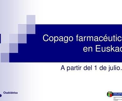 Solicitud reintegro COPAGO Farmacéutico. 2019