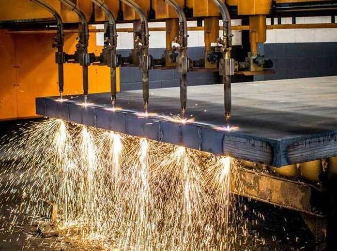 Oxicorte CNC: Servicios de Aceros Morales