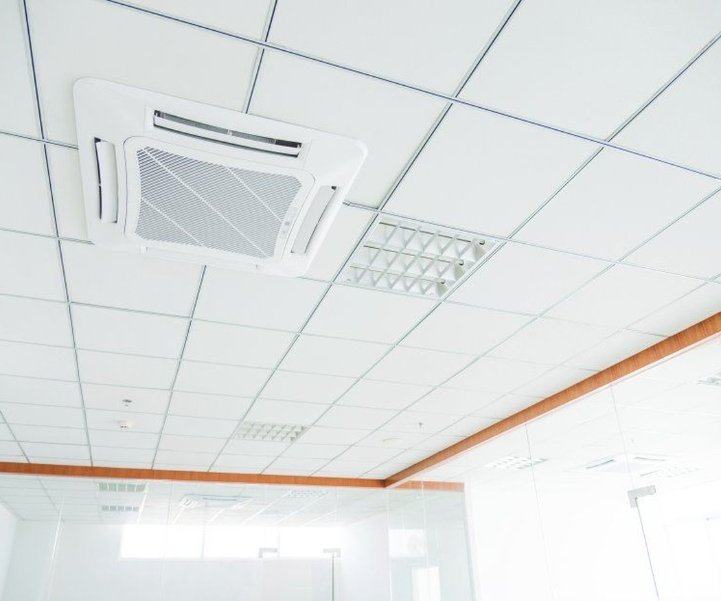 Tipos de aire acondicionado (I)