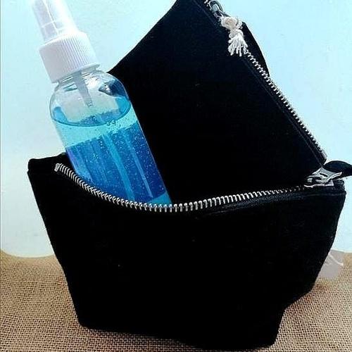 Kit Protección anti-COVID: Mascarilla+Higienizante y autosecante+Neceser - Gel higienizante y autosecante para manos y superficies