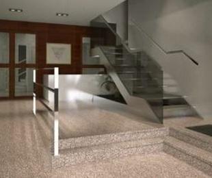 Vestíbulos y escaleras