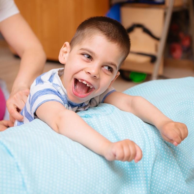 Departamento de PCI (Parálisis Cerebral Infantil): Servicios de Ortoberri
